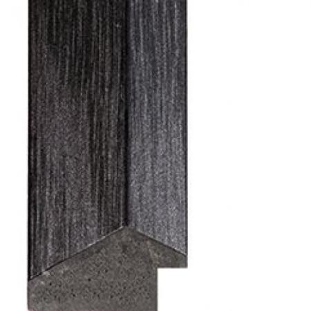 black polymer picture frame 69 ash