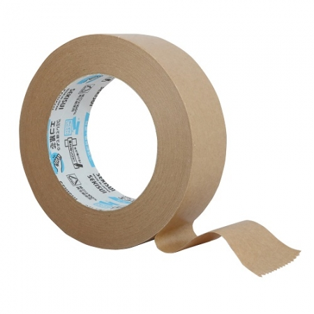 38mm 504ns brown kraft paper frame sealing tape