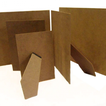 backing stands mdf various sizes