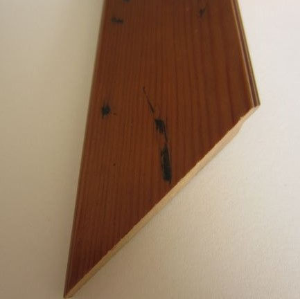 brown-wood-picture-frame-antique-pine-am17