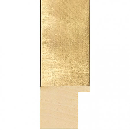 Gold wood picture frame 441