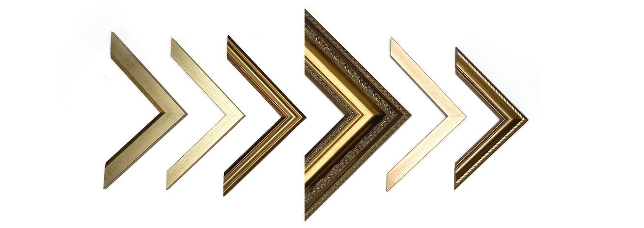 gold-polymer-frames